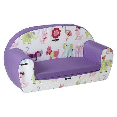 kids children 39 s soft foam toddlers sofa 2 seater seat nursery baby settee play ebay. Black Bedroom Furniture Sets. Home Design Ideas