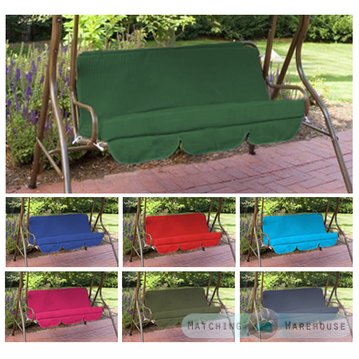 Does not apply  sc 1 st  eBay & Replacement Cushions for Swing Seat Hammock Garden Pads Waterproof ...