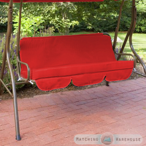 replacement cushions for swing seat hammock garden pads. Black Bedroom Furniture Sets. Home Design Ideas