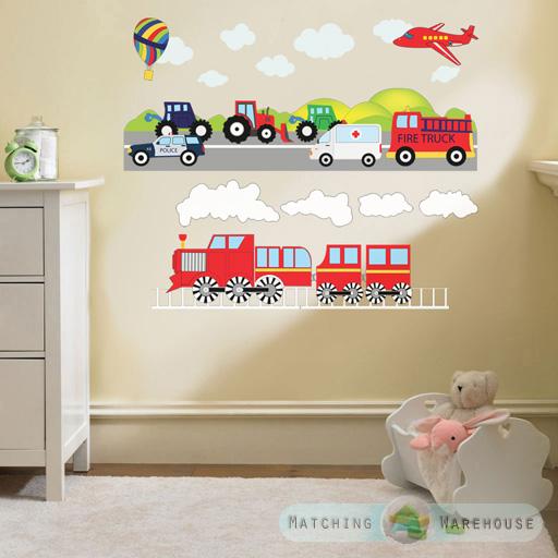 Kinder Themen Wand Dekoration Zimmer Aufkleber Sets
