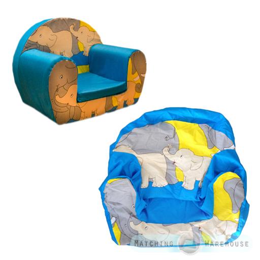 kinder kinder bequem weichschaum sessel nur berzug. Black Bedroom Furniture Sets. Home Design Ideas