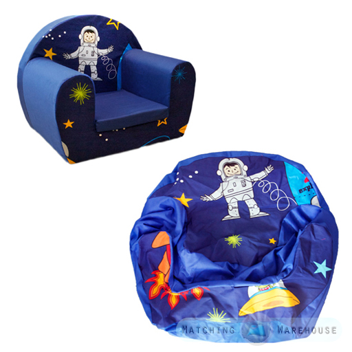 Kids Children S Comfy Soft Foam Chair Cover Only Toddlers