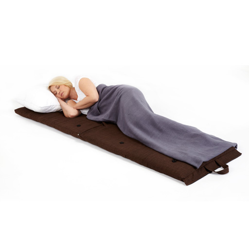 Roly Poly Guest Sleep Over Mattress Roll Up Futon Z Bed