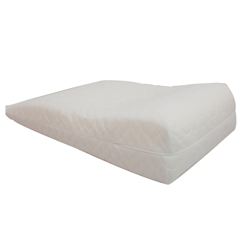 Orthopaedic Contour Leg Raise Pillow Foot Rest Cotton Bed