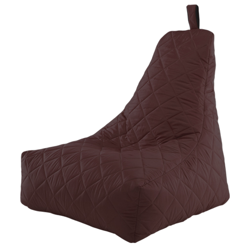 Giant Bean Bag Chair Quilted In Outdoor Waterproof