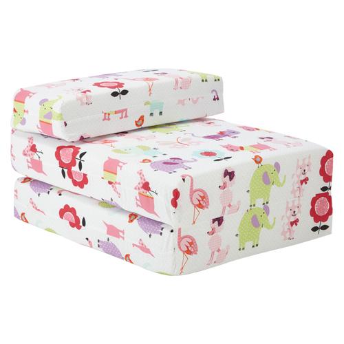 Childrens-Kids-Single-Folding-Z-Chair-Bed-Mattress-Sofa-Bed-BLACK-FRIDAY-DEALS