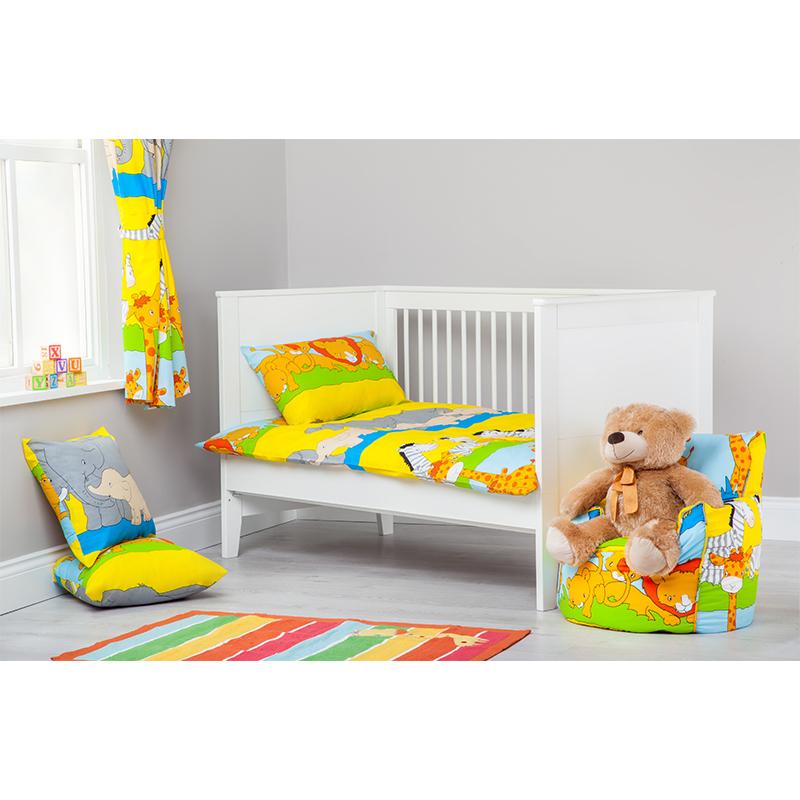 gitterbett gr e baby kinder bettw sche set bettbezug kissenh lle kleinkind ebay. Black Bedroom Furniture Sets. Home Design Ideas