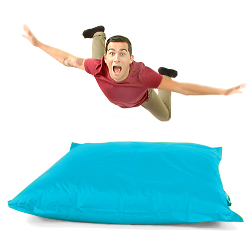 L Giant Floor Cushion Outdoor Bean