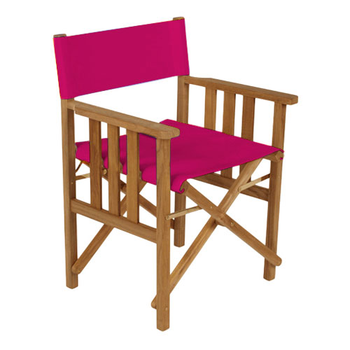 Images  sc 1 st  eBay & Fuchsia Pink Director Chairs Replacement Water Resistant Canvas ...