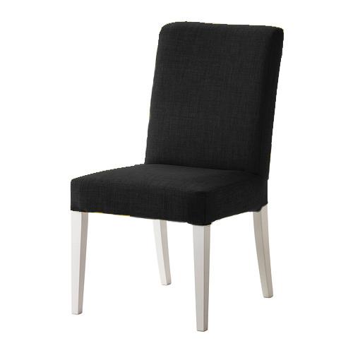 Black Skiftebo Custom Replacement Slip Cover For Ikea