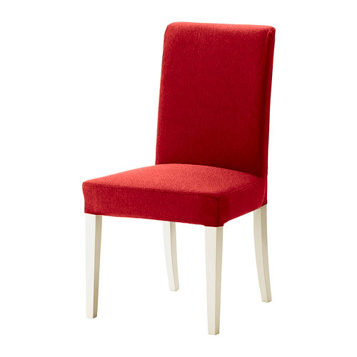 Red Skiftebo Custom Replacement Slip Cover For Ikea