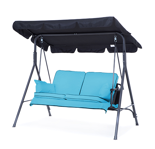 Replacement Turquoise 2 Seater Swing Seat Hammock Cushions