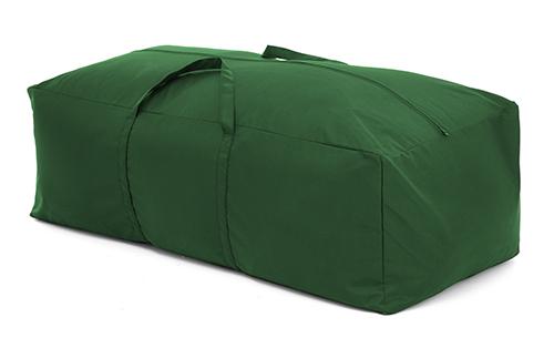 Green Waterproof Large Cushion Storage Bag Cover Garden
