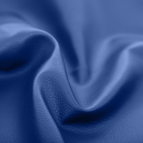 royal blue faux leather leatherette upholstery material fr fabric
