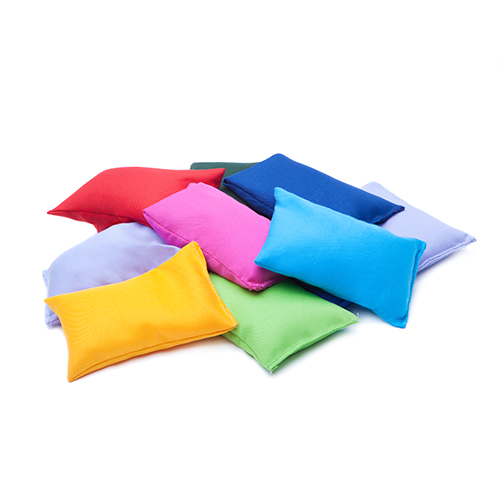 Colourful Sports Day Bean Bags Throwing Catching Play PE Garden Games  Juggling - Colourful Sports Day Bean Bags Throwing Catching Play PE Garden