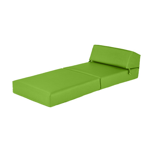 Faux Leather Fold Out Z Bed Single Double