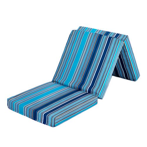 designer prints foldable foam mattress z bed fold guest. Black Bedroom Furniture Sets. Home Design Ideas