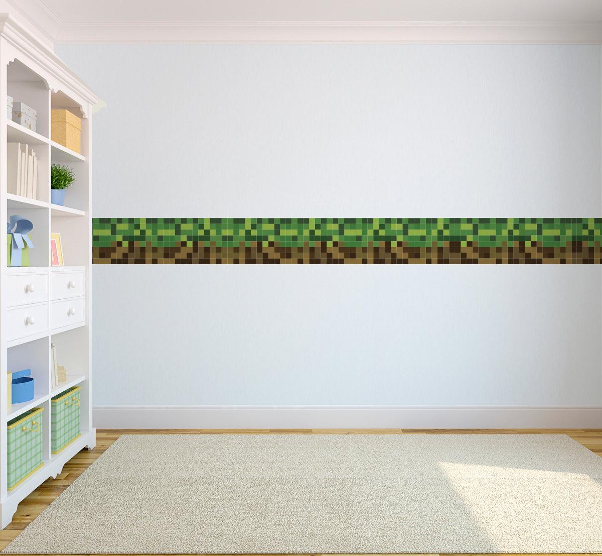 Kinder Pixel Design Bettwäsche Sammlung Schlafzimmer Makeover ...