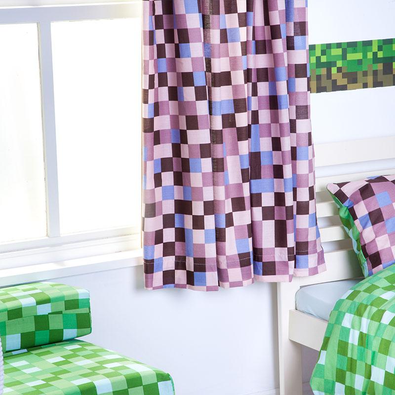 Kinder Pixel Design Bettwaesche Sammlung Schlafzimmer Makeover Foerderung