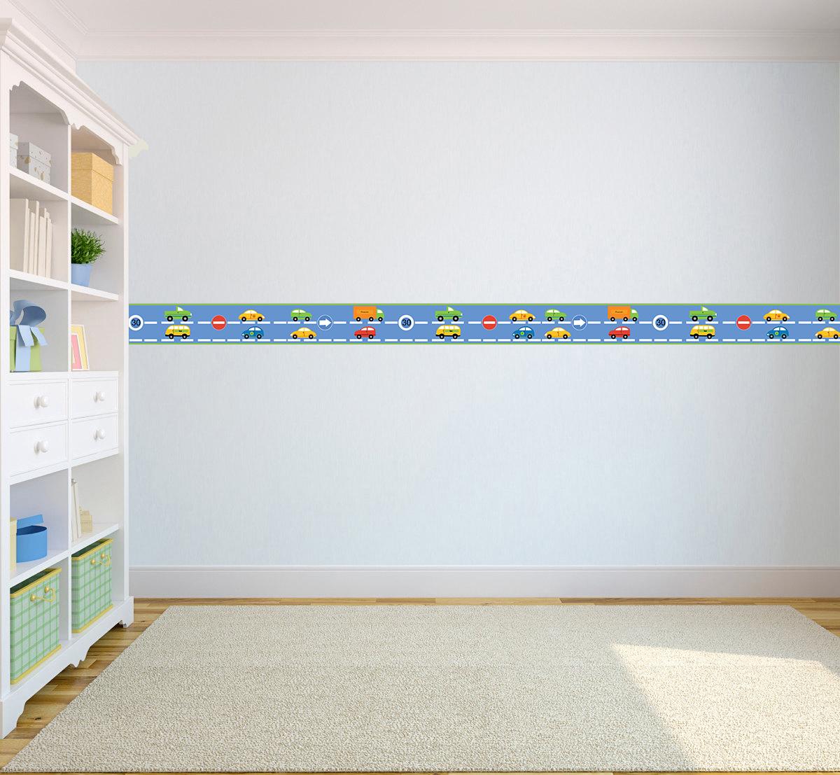 Wallpaper Borders Children S Kids Nursery Boys Girls