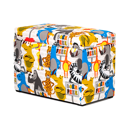 Owls Toy Chest Soft Closing Foam Padded Storage Children S: Children's Large Upholstered Wooden Toy Box Chest Soft