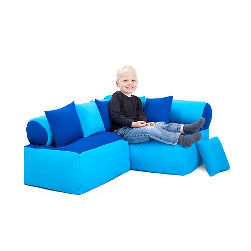 Children S Reading Corner Nursery Seating Soft Play Sofa