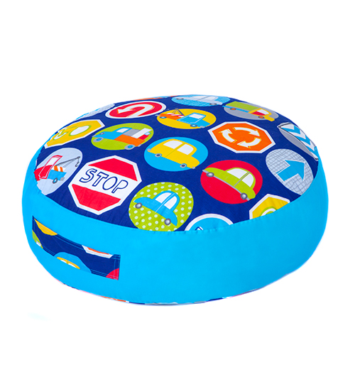 Children-039-s-Giant-Floor-Cushions-Soft-Foam-Filled-Large-Play-Seat-Bedroom-Kids