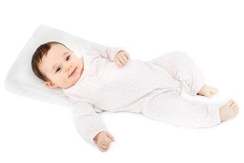 Baby Wedge Anti Reflux Colic Pillow Cushion Pram Crib Cot