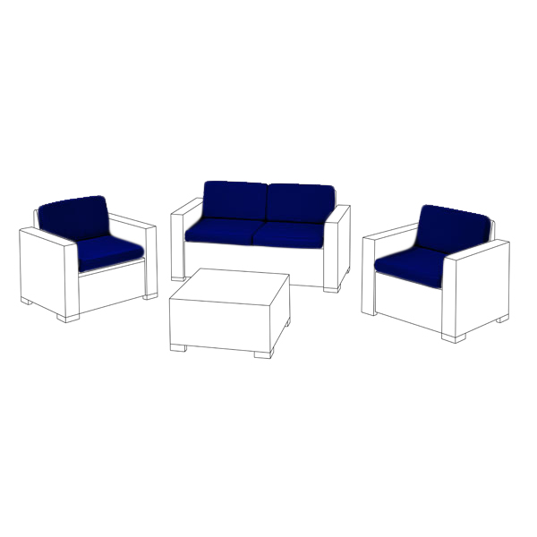 Allibert California Patio Furniture About This Product Picture 1 Of 2