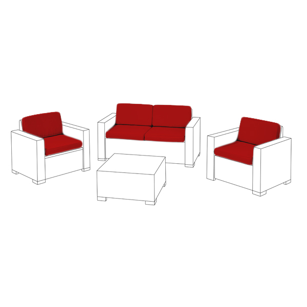 Rattan Garden Furniture Sofa Cushion pads for keter allibert california rattan garden furniture cushion pads for keter allibert california rattan garden workwithnaturefo