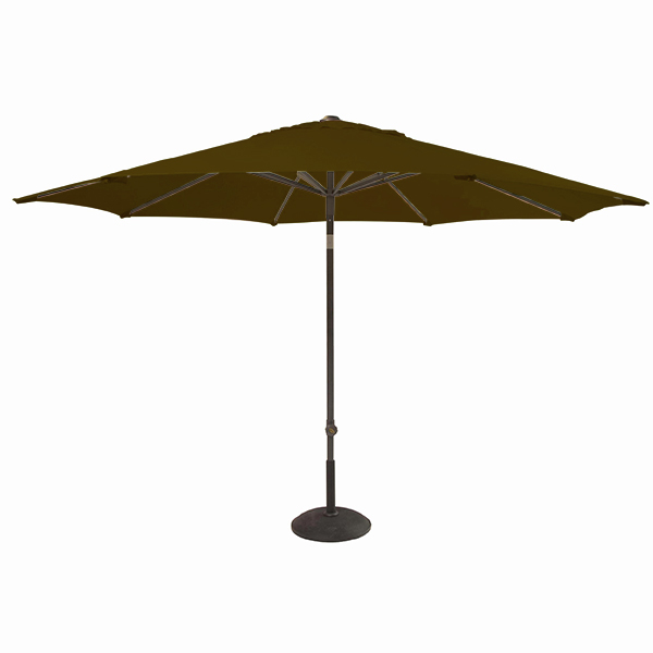 Replacement Waterproof Fabric Garden Parasol Canopy Cover 6 Arm
