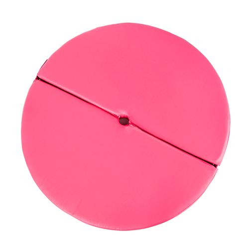 Extra Thick Pink Pole Dancing Fitness Mat Spinning Gymnastics Crash Safety Pad