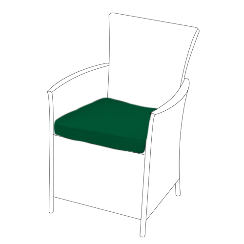 Remplacement Chaise Salle 224 Manger Coussins Pour S Adapter