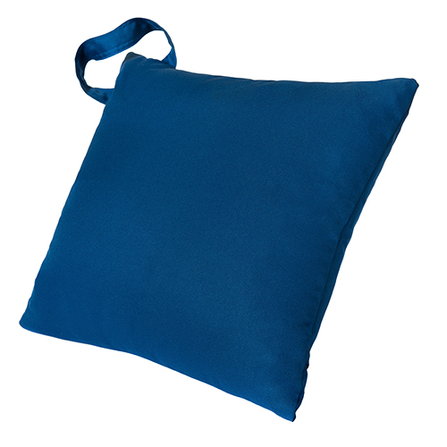 Blue Children's Outdoor Soft Play Floor Cushion With