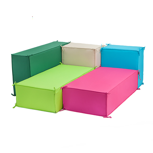 Waterproof Garden Foam Sofa Seating Blocks Outdoor Furniture Set Lounger  Cushion | eBay - Waterproof Garden Foam Sofa Seating Blocks Outdoor Furniture Set