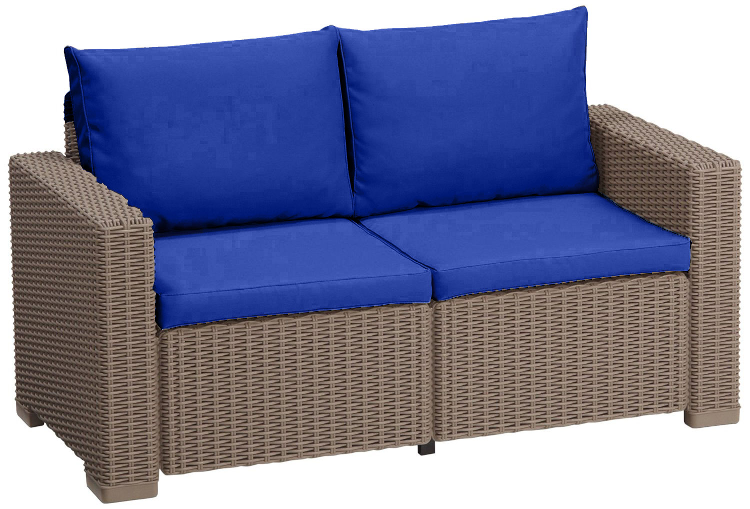 Cushion Pads For Keter Allibert California Rattan Garden
