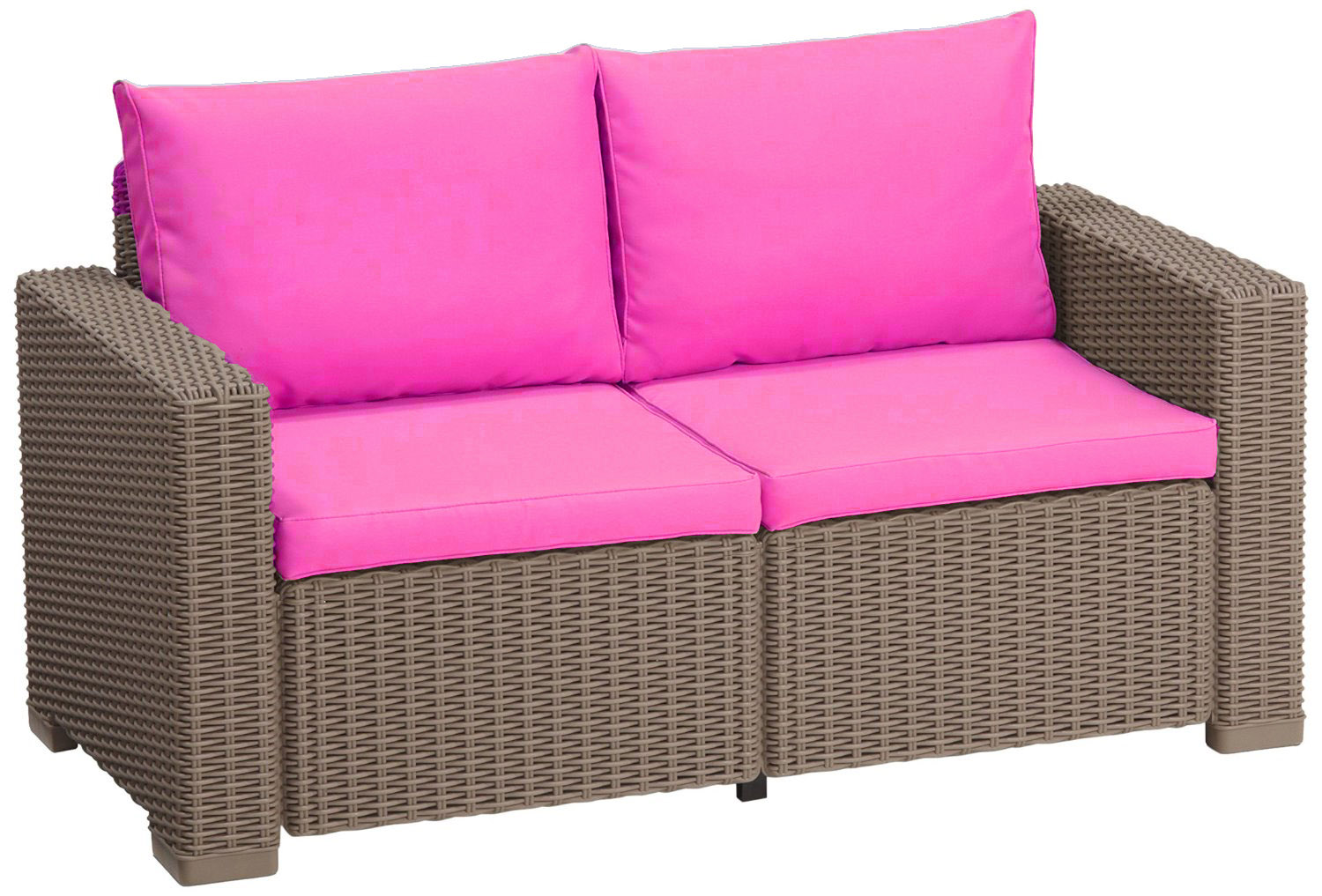 Pink Garden Furniture Cushion pads for keter allibert california rattan garden furniture cushion pads for keter allibert california rattan garden workwithnaturefo
