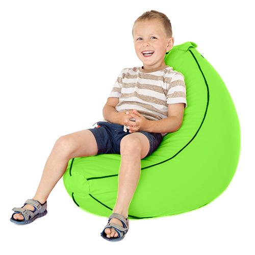 banane pouf poire enfants de jeux si ge chaise longue gamer jeu pour ebay. Black Bedroom Furniture Sets. Home Design Ideas