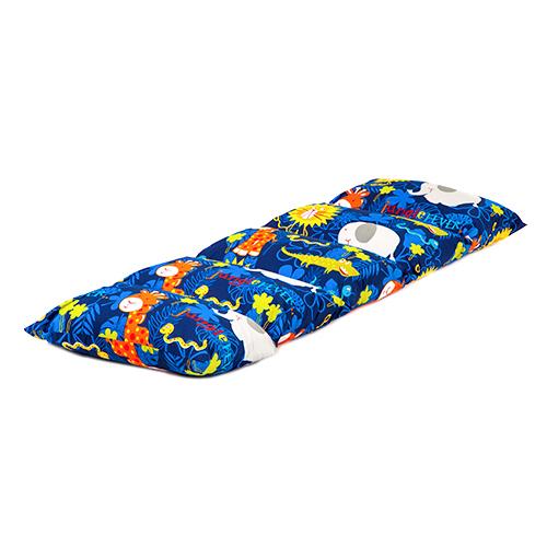 soir e pyjama pliable matelas sac de couchage poil tapis lit z oreiller enfants ebay. Black Bedroom Furniture Sets. Home Design Ideas