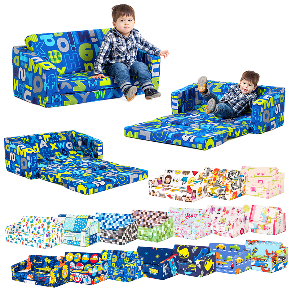Miraculous Details About Lily Kids Flip Out Sofa Sleep Over Fold Chair Z Bed Mattress Childrens Furniture Gmtry Best Dining Table And Chair Ideas Images Gmtryco