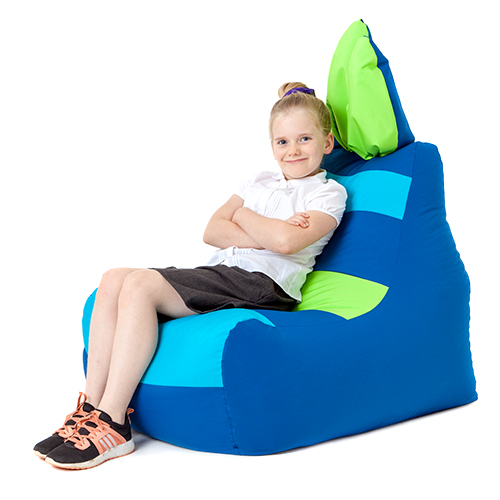 Bunny Bean Bag Rabbit Ears Gaming Arm Chair Seat Beanbag Gamer Children/'s Kids