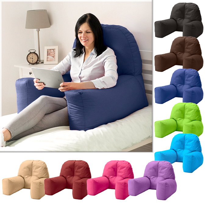 Pillow for sitting up in bed 28 images 12 best reading for Beds that sit up