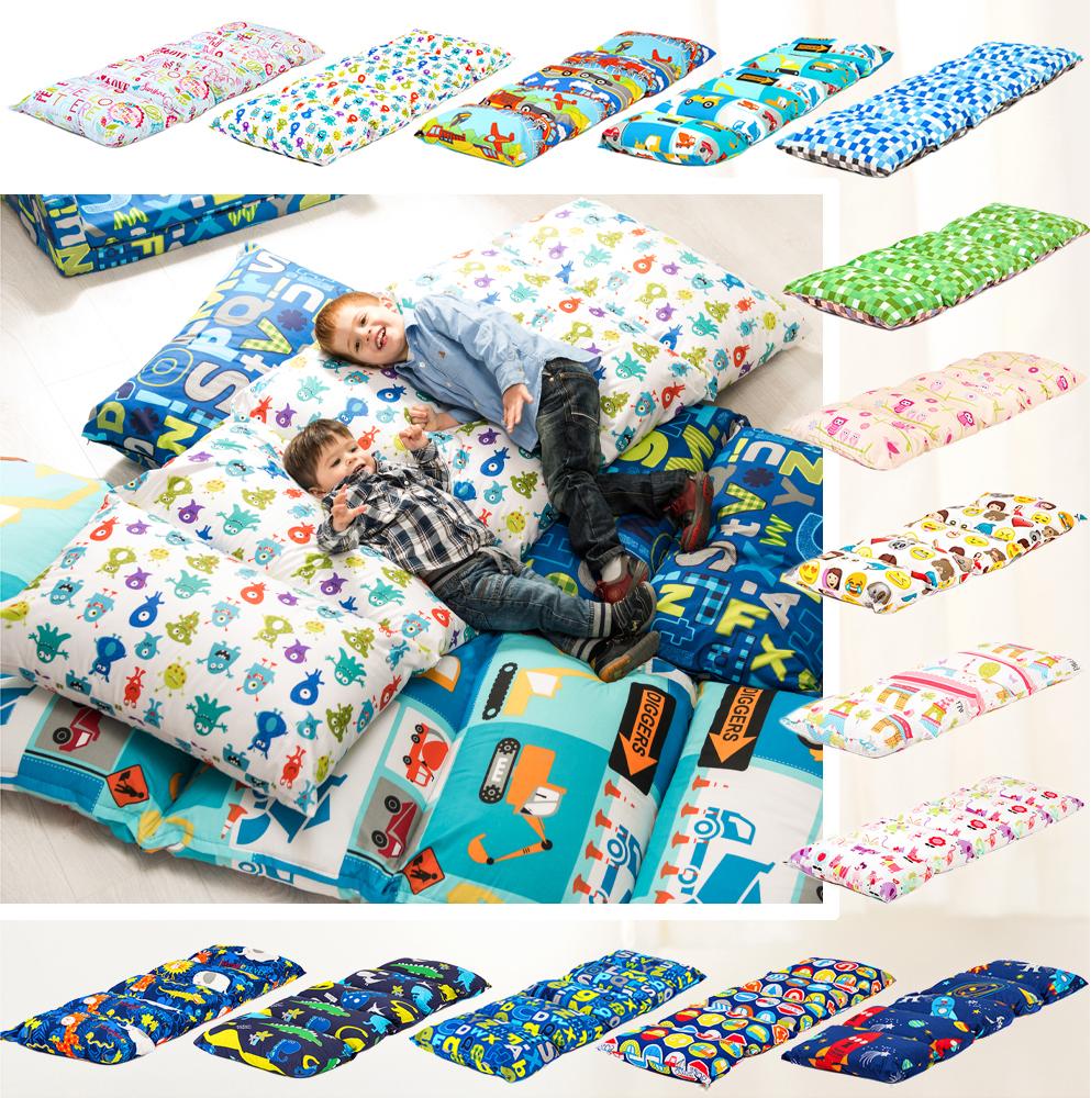 Sleepover Folding Mattress Sleeping Bag Nap Mat Z Bed ...