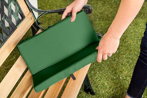 garten outdoor kissen wasserfest zusammenfaltbar. Black Bedroom Furniture Sets. Home Design Ideas