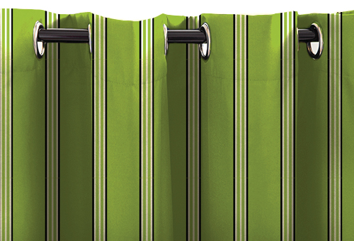 Outdoor Water Resistant Garden Curtains Patio Pergola