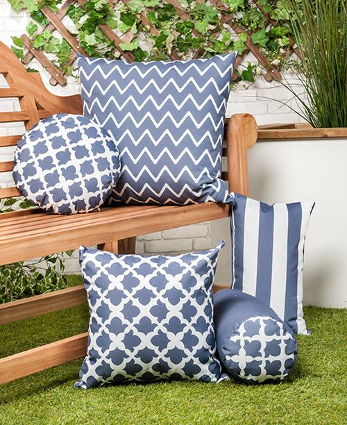 Arabesque 18 Quot Outdoor Water Resistant Garden Furniture