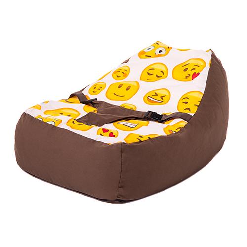 kinderzimmer baby sitzsack mit geschirr baumwolle sicheres. Black Bedroom Furniture Sets. Home Design Ideas
