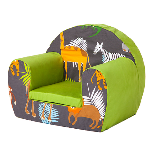 Children Foam Armchair Soft Seating Chair Seat Kids