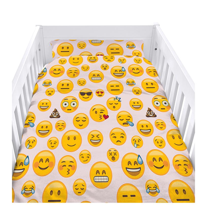 Emoji Girl Design Children S Bedding Amp Bedroom Furniture