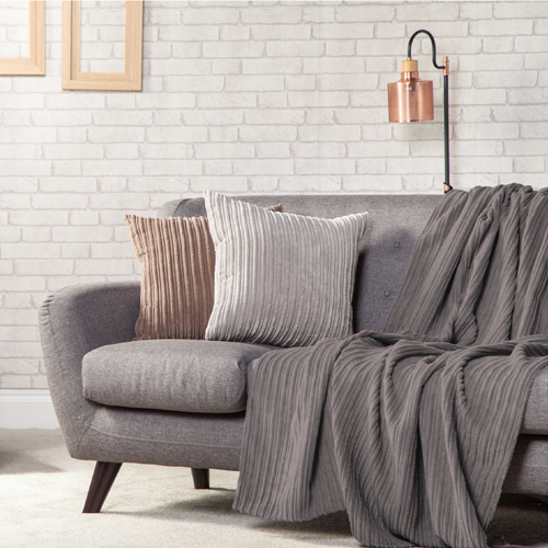 Details about Jumbo Cord Soft Throw Over Sofa Protector Bed Spread  Furniture Cover One Sided